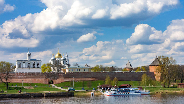 TOUR TO ANCIENT RUSSIAN CITY NOVGOROD